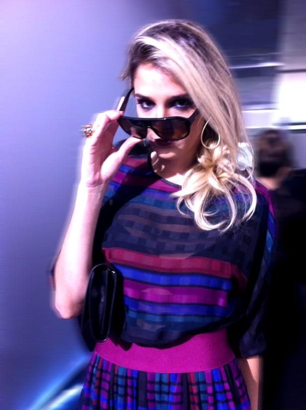 Colcci Eyewear faz lançamento para os famosos no SPFW
