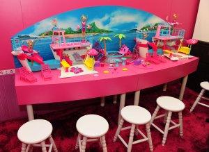 Barbie a Bordo _foto divulgação 2