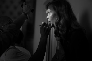 Making of DVF film Karlie Kloss
