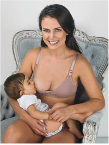 Sutiã Maternal_com bebê