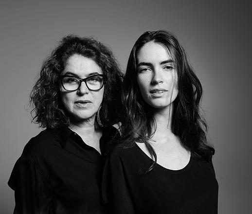Liana Fernandes e Ana Grebler - crédito Weber de Pádua