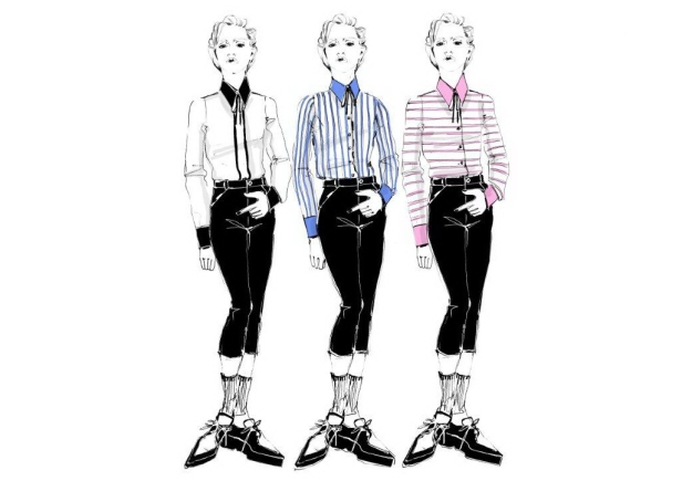 Prada sketches_Madonna_Rebel Heart Tour_01