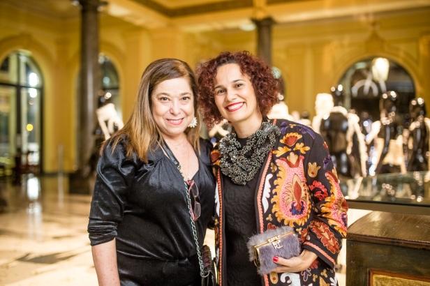 Heloisa Aline e Cláudia Moura