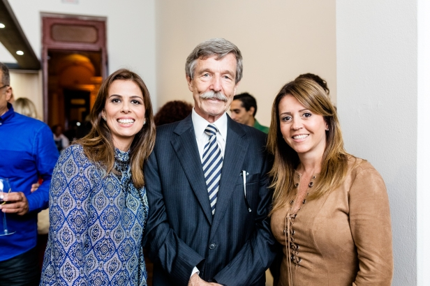 Marta Machado, Diter Brockhauser , Beth Faria
