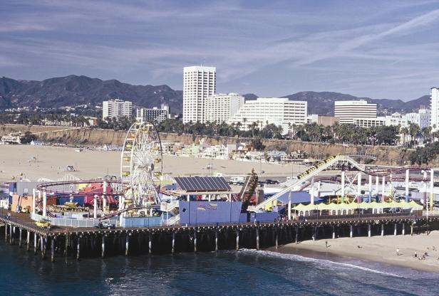 Pier Pacific park