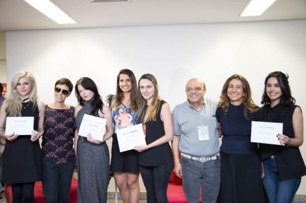 Ana Barros, Lilian Pacce, Rita Cassini, Bárbara Gomide, Amanda Bicalho, Michel Aburachid, Terezinha Santos e Natália Menezes