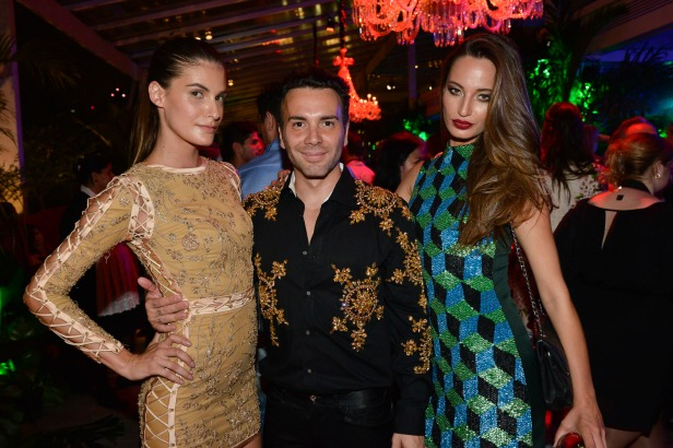 D&G Party for Anna Dello Russo in Sao Paulo