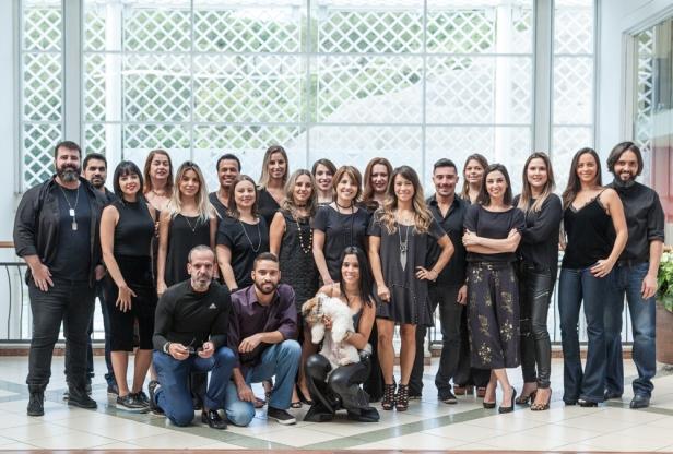 Grupo de arquitetos e organizadores Mostra de quartos - Ponteio PH Henrique Queiroga (2)