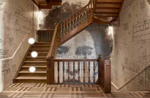 Hall Central e Escadaria - Lena Pinheiro - Crédito Jomar Bragança 01